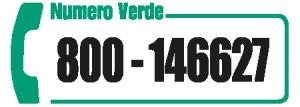 numeroVerde800146627